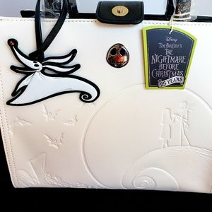 239534072d0 Loungefly Bags - Nightmare Before Christmas 25th Ann Zero Satchel